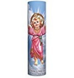 The Saints Gift Collection Divine Child Jesus LED Candle