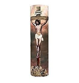 The Saints Gift Collection The Lamb of God LED Candle
