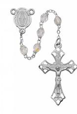 McVan 6mm Crystal Rosary