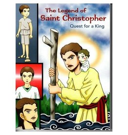 Pauline Books & Publishing The Legend of Saint Christopher: Quest for a King