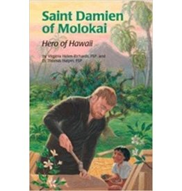 Pauline Books & Publishing Saint Damien of Molokai: Hero of Hawaii