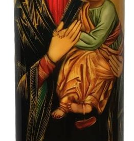 The Saints Gift Collection Our Lady of Perpetual Help LED Candle