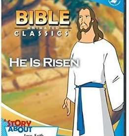 Bible Animated Classics: He is Risen, Story about Love, Faith and Sacrifice DVD