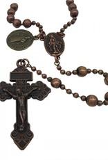 Combat Rosary - Bronze