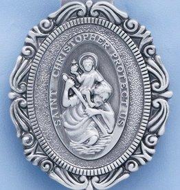 Devon St. Christopher Visor Clip