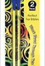 Bible Dry Highlighter Refills (2) Yellow Carded