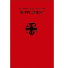 Catholic Book Publishing Corp Liturgy of the Hours Supplement (For Use With The 4 Vol. Set)