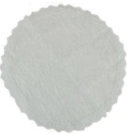 White Lace Prayer Cap