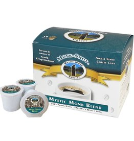 Mystic Monk Coffee Mystic Monk Shots - Mystic Monk Blend 10ct