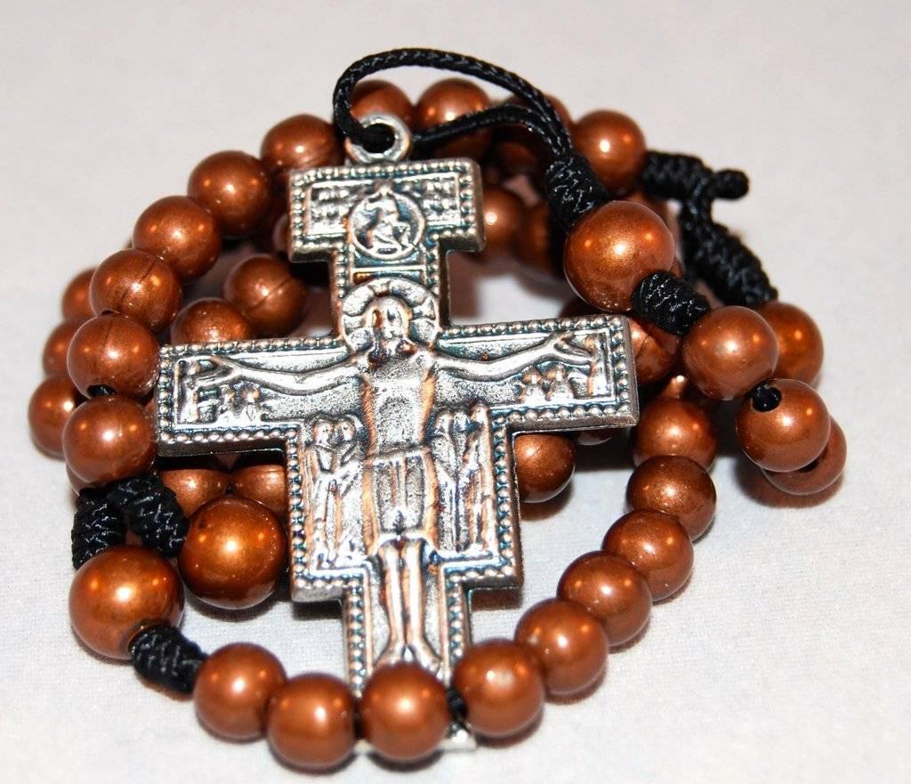 Bishop Sheen Rosaries Franciscan Rosary
