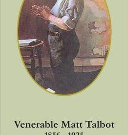 Venerable Matt Talbot Patron Against Alcoholism Prayer Card