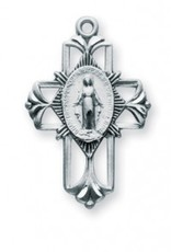 HMH Religious Sterling Silver Miraculous Medal