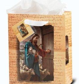 Medium Good Shepherd Inspirational Gift Bag