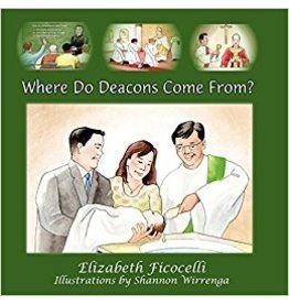 Bezalel Books Where Do Deacons Come From?