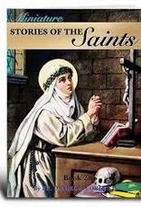 WJ Hirten Miniature Stories of the Saints Book 2
