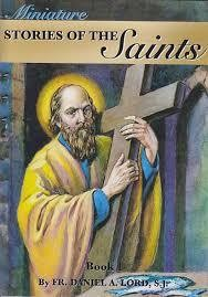 Miniature Stories of the Saints Book 1