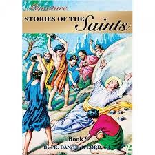WJ Hirten Miniature Stories of the Saints Book 9