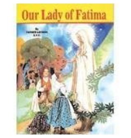 Catholic Book Publishing Corp Our Lady of Fatima Childrens Book