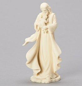 "6"" Jesus with Child Statue"