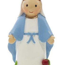 Little Drops of Water Little Drops of Water: Our Lady of Grace Statue