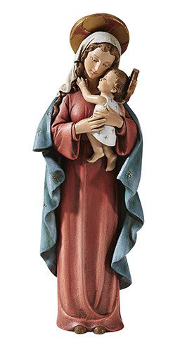 "Christian Brands 8.5"" Madonna and Child"