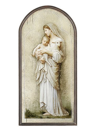 "Christian Brands 15"" Innocence Plaque"