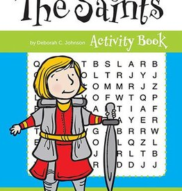 Christian Brands Aquinas Kids Activity Book - The Saints