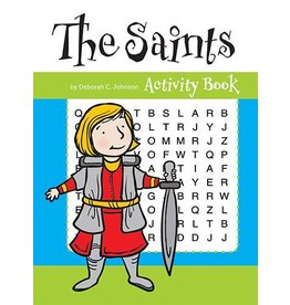 Aquinas Press Aquinas Kids Activity Book - The Saints