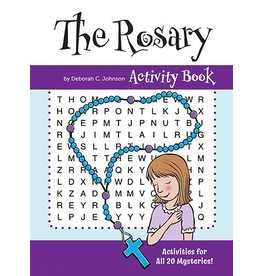 Christian Brands Aquinas Kids Activity Book - The Rosary