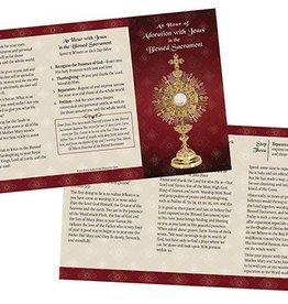 Ambrosiana Adoration Trifold Card