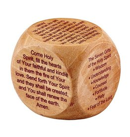 Christian Brands Confirmation Prayer Cube