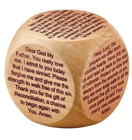 Christian Brands Reconciliation Prayer Cube
