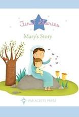 Mary's Story Board book by Mélanie Grandgirard