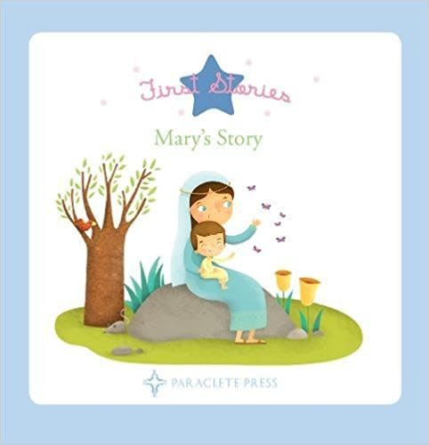 Mary's Story Board book by Mélanie Grandgirard