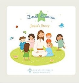 Jesus's Story Board book by Virginie Noe