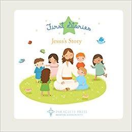 Jesus's Story Board book by Virginie Noe