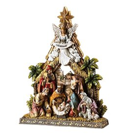 "Avalon Gallery 10.5"" Nativity Figurine"