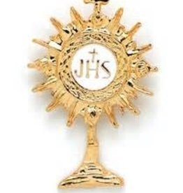 Wallace Brother manufacturing Large Monstrance Lapel Pin