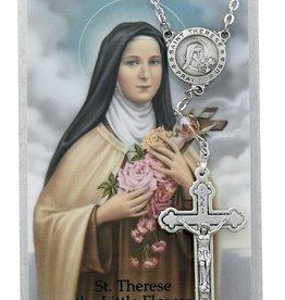 McVan McVan Auto Rosary with Prayer Card