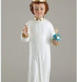 "Religious Art Inc 24"" Plaster Infant of Prague"