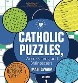 Catholic Puzzles Volume 1