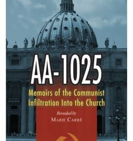 Spring Arbor AA-1025 Memoirs of the Communist Infiltration Into the Church