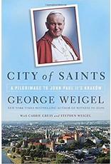 Image Catholic Books City of Saints: A Pilgrimage to John Paul II's Krakow