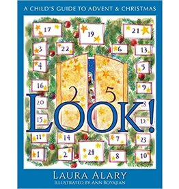 Paraclete Press LOOK!: A Child's Guide to Christmas and Advent - Laura Alary