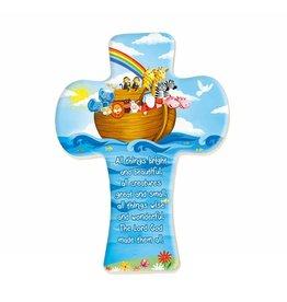 WJ Hirten Noah's Ark Cross