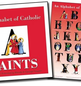 Joseph's Heartprint An Alphabet of Catholic Saints