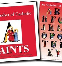 Joseph's Heartprint An Alphabet of Catholic Saints