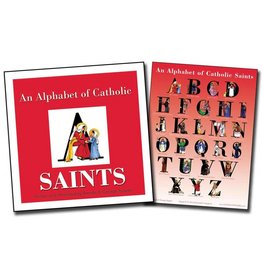 Joseph's Heartprint An Alphabet of Catholic Saints by George & Brenda Nippert
