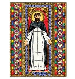 Saint Dominic 5 x 7 Print