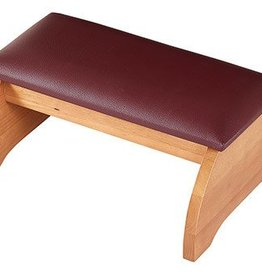 Christian Brands Personal Kneeler - Pecan Finish